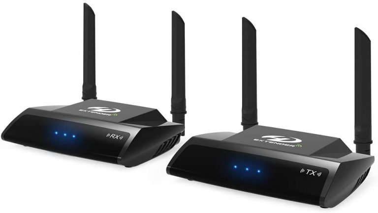 PAKITE PAT590 2.4 5.0GHz Wireless HD Extender